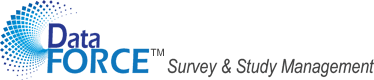 DataForce™ Survey & Study Management Logo