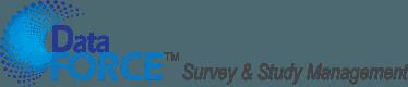DataForce™ Survey & Study Management Logo