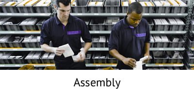 Assembly - Incentive Fulfillment