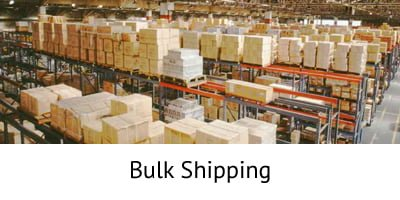 Bulk Shipping - Incentive Fulfillment