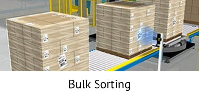 Bulk Sorting - Incentive Fulfillment
