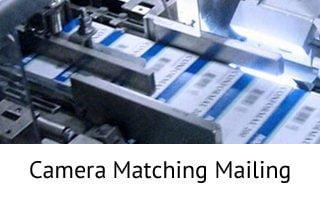 Camera Matching Mailing - Mail Survey