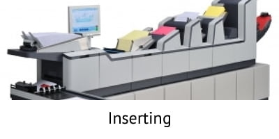 Inserting - Incentive Fulfillment