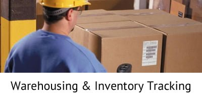 Warehousing and Inventory Tracking - Incentive Fulfillment