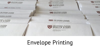Envelope Printing - Document Printing