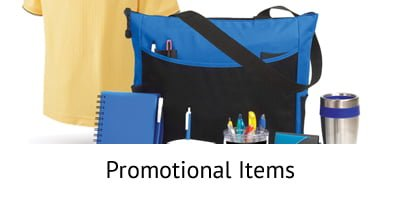 Promotional Items- - Document Printing
