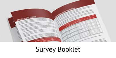 Survey Booklets - Document Printing