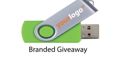 Branded Giveaways - Incentive Fulfillment
