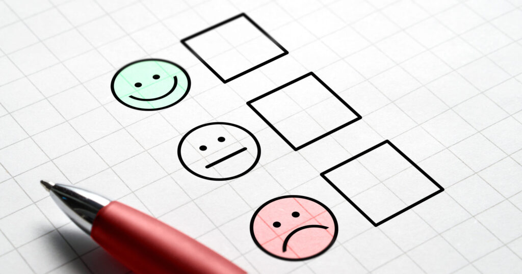 5 Reasons Why People Answer a Survey